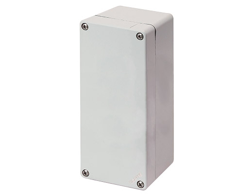 Aluminium push-button enclosures M4 70x155 mm