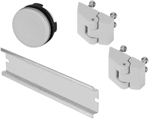 Accessories - Aluminium push-button enclosures