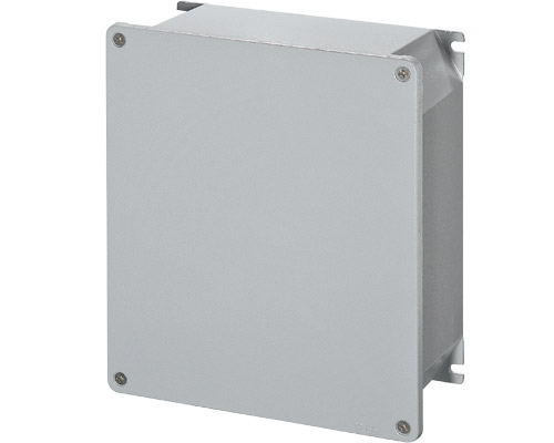 Aluminium junction boxes 264x314 mm