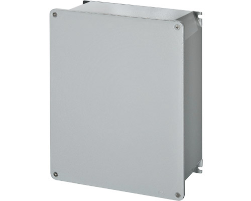 Aluminium junction boxes 315x410 mm