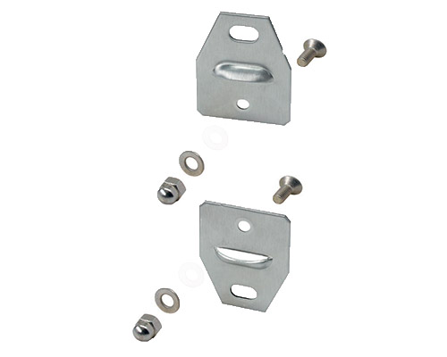 Accessories - Stainless steel push-button enclosures