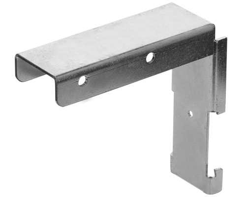 Mounting bracket for Omega rail