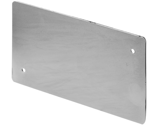 Magnetic plate for bulkhead lamps 050PL60